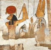 Goddess Sekhmet — Stock Photo