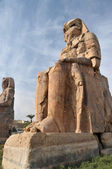 Statues of Memnon — Stock Photo