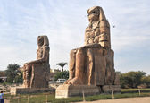 Colossi of Memnon — Stock Photo