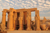 Ramesseum — Stock Photo