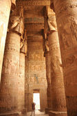 Hathor Temple — Stock Photo