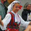 Macedonian Dance Group - Stock Photo
