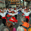 Portuguese Dance Group - Stock Photo