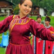 Buryat Dance Group — Stock Photo #13605394