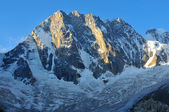 Grandes Jorasses — Stock Photo