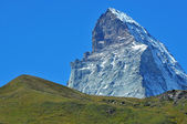 The impressive Matterhorn — Stock Photo