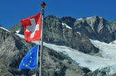 Switzerland and Europe — Stock Photo