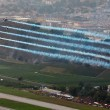 Stock Photo: Breitling Air Show Sion