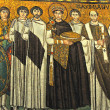 The Emperor Justinian — Stock Photo #13614262
