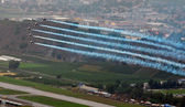 Breitling Air Show Sion — Stock Photo