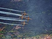 Breitling feria sion — Foto de Stock