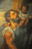 Saint Christopher — Stock Photo