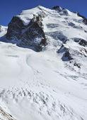 Monte Rosa — Stock fotografie