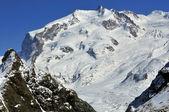 Monte Rosa — Стоковое фото