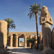 Stock Photo: Karnak Temple