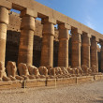 Karnak Temple — Stock Photo #13767261