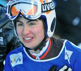 Snowboard reus parallelle wereldcup 2010 — Stockfoto