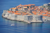 Harbour in Dubrovnik — Stockfoto