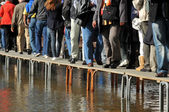Venice Flooded — Stock Photo