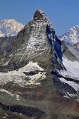 The Matterhorn — Stock Photo