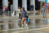 Venice Floods — Stock Photo
