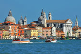 Venetian churches — Stock Photo