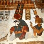 Egyptian Gods — Stock Photo #48523813