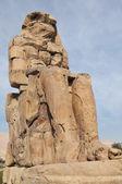 Colossus of Memnon — Stock Photo
