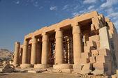 Ramesseum — 图库照片