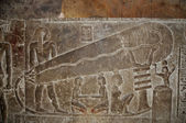 Dendera Light — Stock Photo
