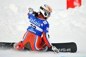 Ladies world champion Tudgesheva — Stock Photo