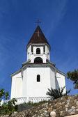 Armenian Apostolic Church. Church of St. Nicholas. Settlement Novomikhailovsky Tuapse district, Krasnodar Krai, Russia. — Stock Photo