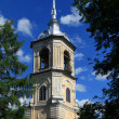 Architectural monument - Church of St. John Baptist in Roschene. 1710. Vologda, Russia. — Stockfoto #13888256