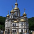 Temple of St Grand Duchess Olga. Village Olginka, Tuapse district, Krasnodar Krai, Russia. - Foto Stock