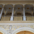Interior of Hermitage. St. Petersburg, Russia. — Stock Photo #18090373
