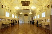 Interior of the State Hermitage. St. Petersburg, Russia. — Стоковое фото