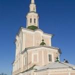 Church of the Nativity at dawn. Tot'ma, Vologda region, Russia — Stock Photo #23312486