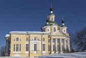 Catedral de la Asunción, totma región de vologda, Rusia — Foto de Stock