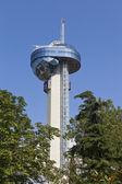Traffic control tower seaport Tuapse, Krasnodar region, Russia — Stock Photo
