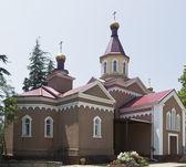 Holy Temple Aleksievsky Tuapse Deanery — Stock Photo