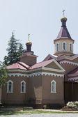 Russian Orthodox Church of St Alexis Tuapse — Stock Photo