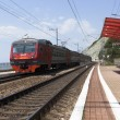Train Tuapse - Adler — Stock Photo #32761039