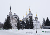 Cathedral of the Assumption  Great Ustyug, Vologda region, Russia — Stock Photo