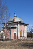 Vologda, Russia  Chapel of blissful Nicholas Rynin — Stock Photo