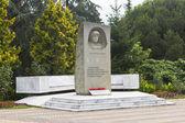 Monumento lazarevtsam-héroes y víctimas gran guerra patriótica. sochi, rusia — Foto de Stock