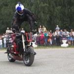������, ������: Stunts on a motorcycle by Aleksey Kalinin