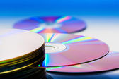 Copact disc — Stock Photo