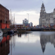 Liverpool's Albert Dock — Stock Photo