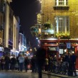 Stock Photo: Temple Bar arein Dublin