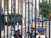 10 Downing Street — Stock Photo